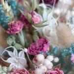 Le Jardin d Audrey_fleurs séchées_Mini Bouquet Fleurs séchées Coronation Day 2_square