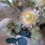 Le Jardin d Audrey_fleurs séchées_Mini Bouquet Fleurs séchées_Kiss the girl_ 2_square