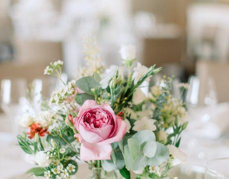 Centerpiece - Paris wedding florist - Le Jardin d'Audrey